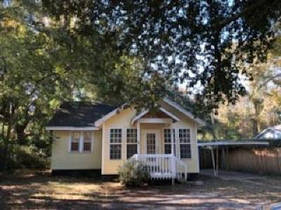 Charleston Single Family Home For Sale: 577 Riverland Drive