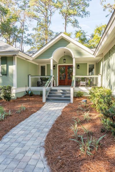 Johns Island Single Family Home For Sale: 3041 Seabrook Island Road