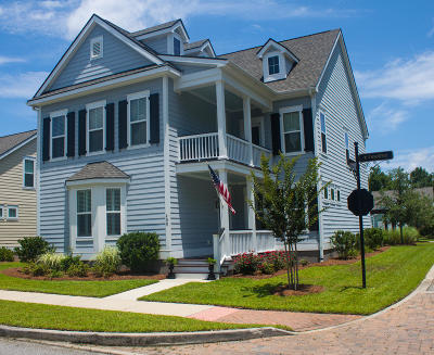 Summerville Single Family Home For Sale: 400 W 7th N Street