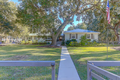 Isle Of Palms Single Family Home For Sale: 290 Forest Trail