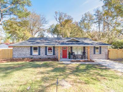 Summerville Single Family Home For Sale: 112 Greenhurst Avenue