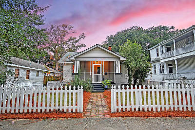 Single Family Home For Sale: 4621 O'hear Avenue