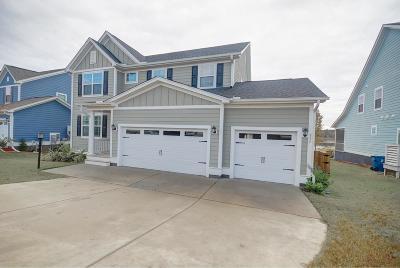 Moncks Corner Single Family Home For Sale: 537 Pendleton Drive