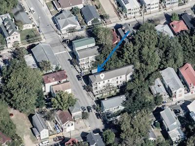 Charleston Residential Lots & Land Contingent: 8 Hanover Street