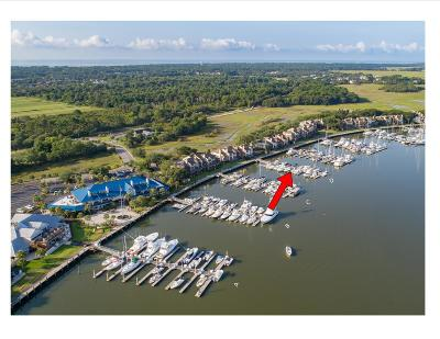 Seabrook Island Boat Slip For Sale: 1880 Andell Bluff Blvd