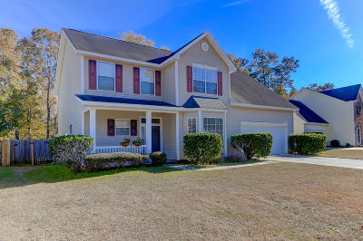 North Charleston Single Family Home For Sale: 175 Hainsworth Drive