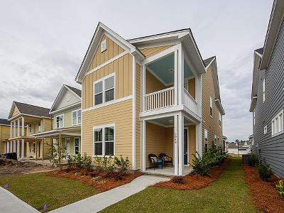 Johns Island Single Family Home For Sale: 3048 Sweetleaf Lane