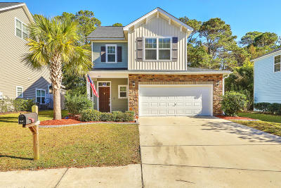 Johns Island Single Family Home Contingent: 1517 Thoroughbred Boulevard