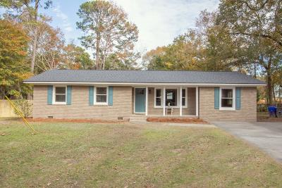 North Charleston Single Family Home For Sale: 5138 Pittman Street