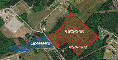 Residential Lots & Land For Sale: Mount Zion Road