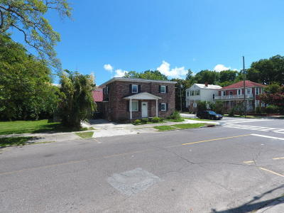 Charleston Single Family Home For Sale: 185 Fishburne Street