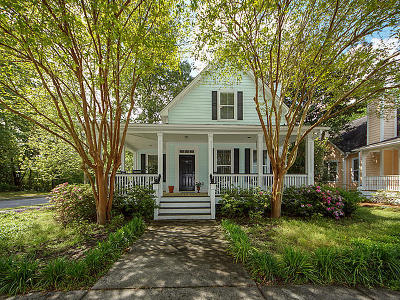 Charleston Single Family Home For Sale: 519 Shem Butler Court