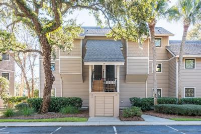Seabrook Island SC Attached For Sale: $158,000