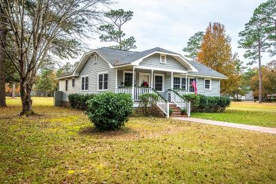 Summerville SC Single Family Home For Sale: $290,000