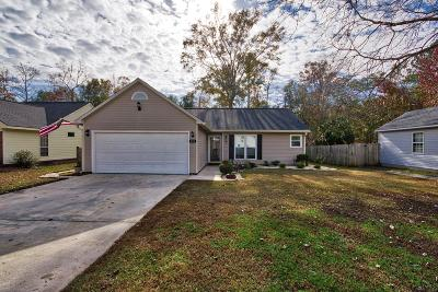 Goose Creek Single Family Home For Sale: 440 Indigo Road