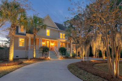 Charleston Single Family Home For Sale: 101 Wando Reach Road