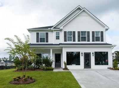 Moncks Corner Single Family Home For Sale: 551 Pendleton Drive