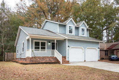 North Charleston Single Family Home For Sale: 107 Lewisfield Drive