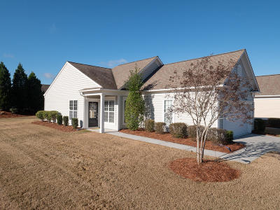 Summerville Single Family Home For Sale: 201 Sternside Run Avenue