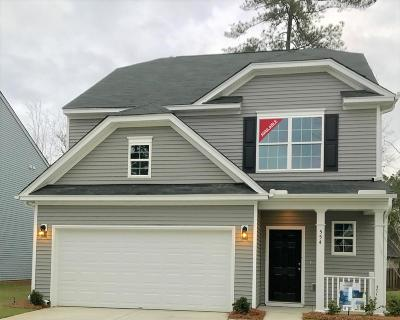 Summerville Single Family Home For Sale: 554 Wynfield Forest Drive