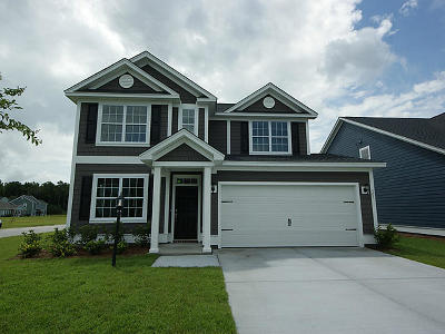 Summerville Single Family Home For Sale: 1 Sienna Way