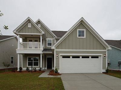 Summerville Single Family Home For Sale: 3 Sienna Way