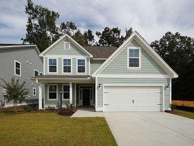 Summerville SC Single Family Home For Sale: $266,990