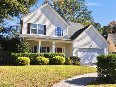 Charleston Single Family Home For Sale: 1048 Jamsie Cove Drive