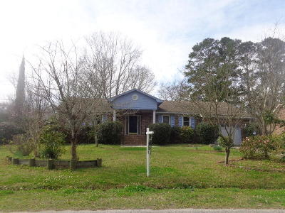 Charleston Single Family Home For Sale: 2829 Limestone Boulevard