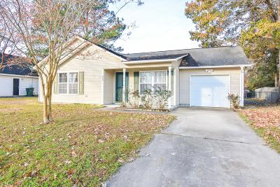 Goose Creek Single Family Home For Sale: 209 Lindy Creek Road