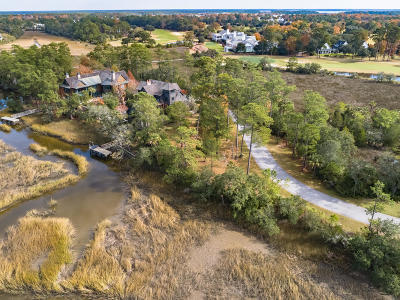 Berkeley County, Charleston County Residential Lots & Land For Sale: 55 Watroo Point