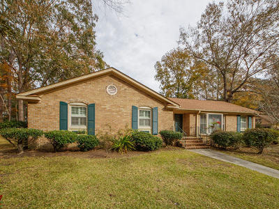 Summerville SC Single Family Home For Sale: $190,000