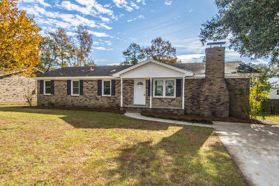 Goose Creek Single Family Home For Sale: 123 Clay Street