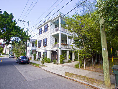 Charleston Attached For Sale: 26 Smith Street #A