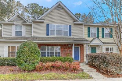 North Charleston Attached For Sale: 8024 Shadow Oak Drive