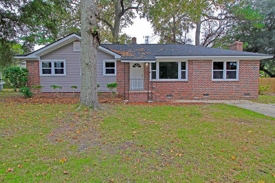 Charleston Single Family Home Contingent: 1783 Dogwood Road