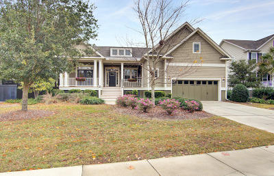 Mount Pleasant Single Family Home Contingent: 1441 Scotts Creek Circle