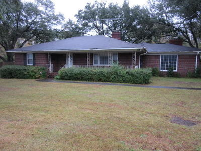 Summerville Single Family Home For Sale: 100-B W Butternut Road