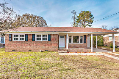 Goose Creek Single Family Home For Sale: 407 Clarine Drive