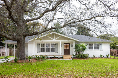 Mount Pleasant SC Single Family Home For Sale: $799,000