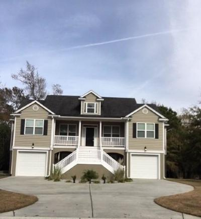 Goose Creek Single Family Home Contingent: 304 Archibald Drive