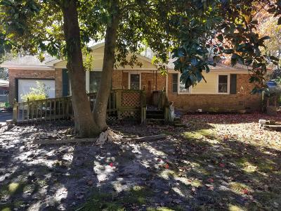 Summerville Single Family Home For Sale: 210 Jimbo Road