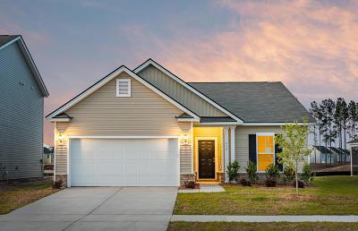 Summerville Single Family Home For Sale: 459 Sanctuary Park Drive