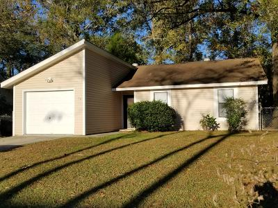 Goose Creek Single Family Home For Sale: 32 Delaware Road