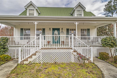 Single Family Home For Sale: 1032 Thomas Walters Road