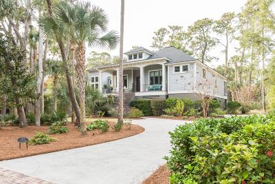 Johns Island Single Family Home For Sale: 2450 Cat Tail Pond Road