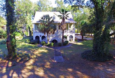 Charleston Single Family Home For Sale: 1412 S Edgewater Drive