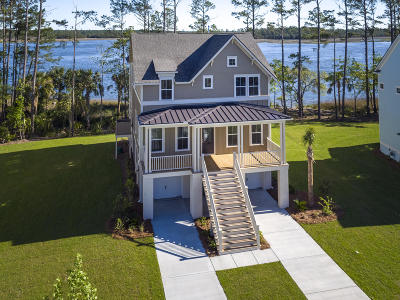 Charleston County Single Family Home For Sale: 2900 River Vista Way