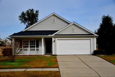 Goose Creek Single Family Home For Sale: 129 Wildberry Lane