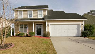 North Charleston Single Family Home For Sale: 8026 Hyannis Court